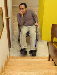 Disabled disability safety safety